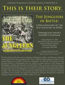 Jungleers Poster Eastern Oregon