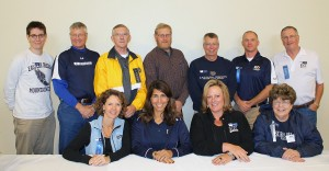EOU Alumni Association Board 2012-2013