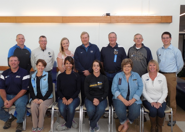 EOU Alumni Association Board of Directors