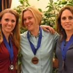 1997 Women's Cross Country Team members