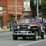 Parade Grand Marshall Jim Lundy