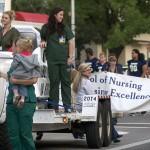 OHSU nursing students