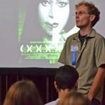 "Filmmaker Skye Fitzgerald, '93, talks about his recent documentary work ""Finding Face"""