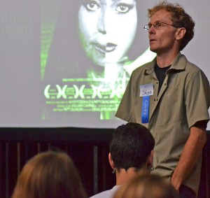 Filmmaker Skye Fitzgerald