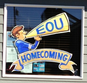 homecoming window