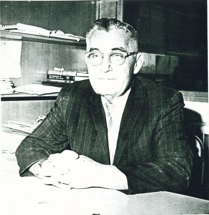 Coach Bob Quinn EOU