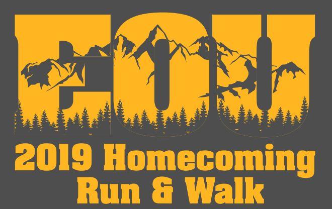 Homecoming Run Walk 2019