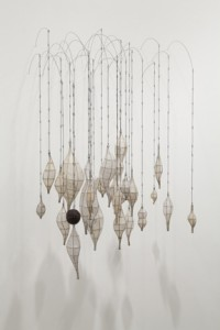 "Christine Clark, ""Hanging Wall Piece #2"""