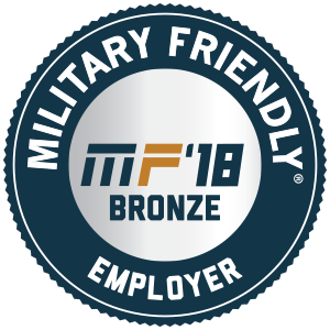 Military Friendly Badge
