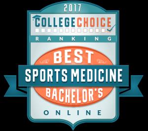 Online Sports Medicine Badge