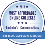 Most Affordable  Bachelors Communications