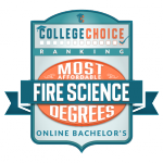 Most Affordable Online Bachelors in Fire Science Badge