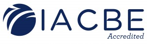 IACBE Logo EOU College of Business