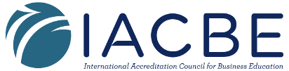 Logo of the International Accreditation Council for Business Education