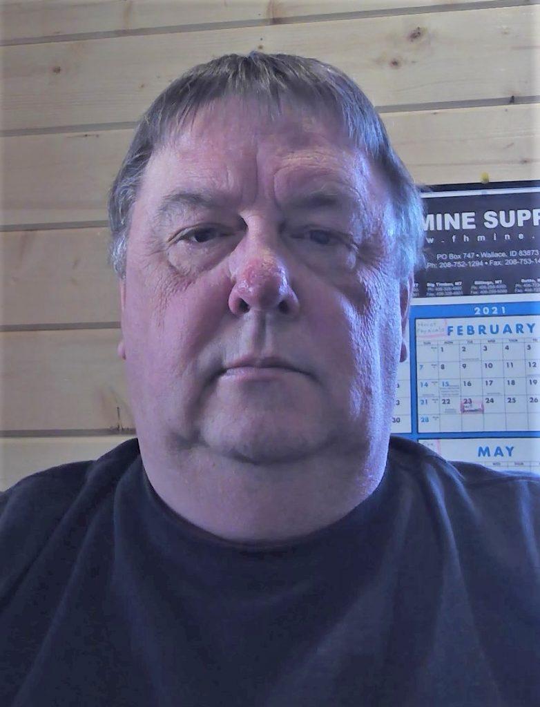 EOU Mine Safety Instructor Trent Hahn