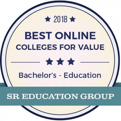 2018 Best Online Colleges For Value Bachelor's in Education
