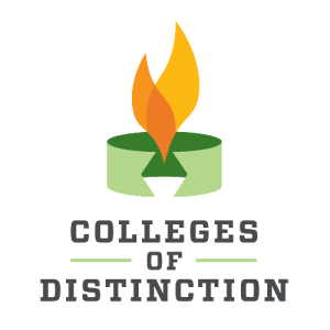 Colleges of Distinction Graphic