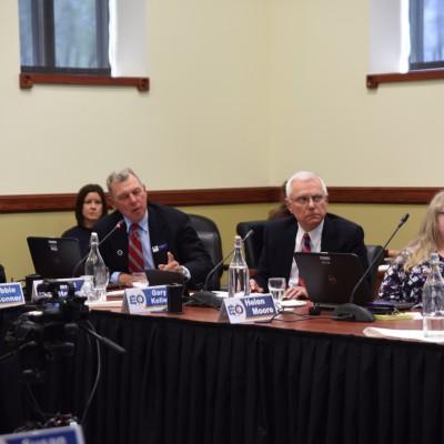 2019 Board Of Trustees meeting