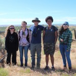 EOU Cottonwood Crossing Summer Institute Sagebrush Backdrop