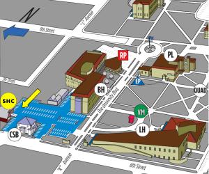 SHC Location
