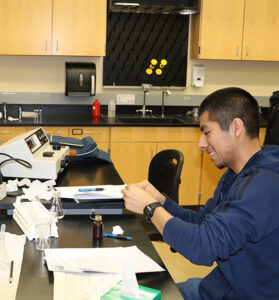 Biology Research at EOU