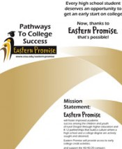Eastern Promise Brochure cover