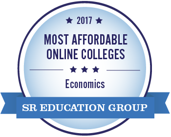 2017 Most Affordable Online Colleges for Economics