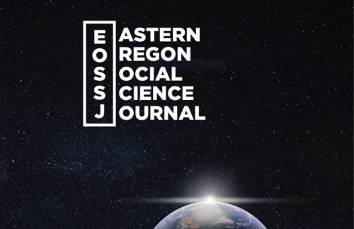 EO Social Science Journal cover Vol 4