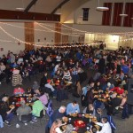 International Dinner and Show 2014