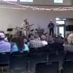 Tim Hadler Concert 2014