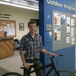 The Outdoor Program provides equipment rentals to all!