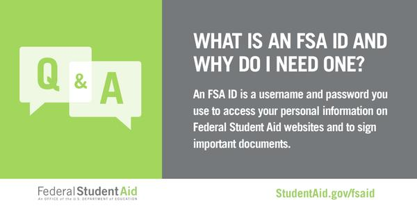 What is an fsa id?