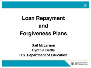 Page One from USEDLoanrepayment