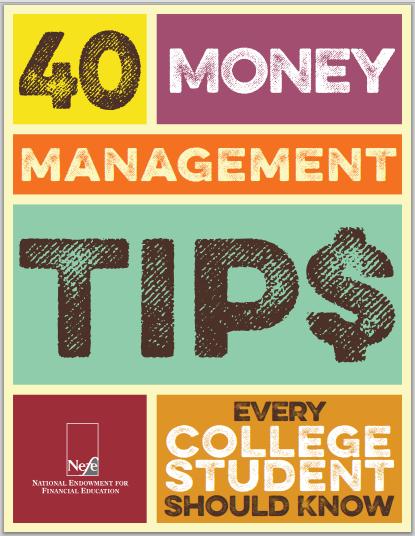 40 money tips