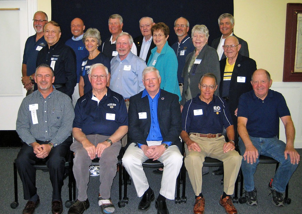 2015 EOU Foundation Trustees-group pic