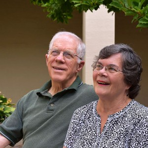 Carol and Doug Campbell