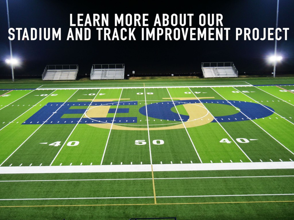 Stadium and Track Updates