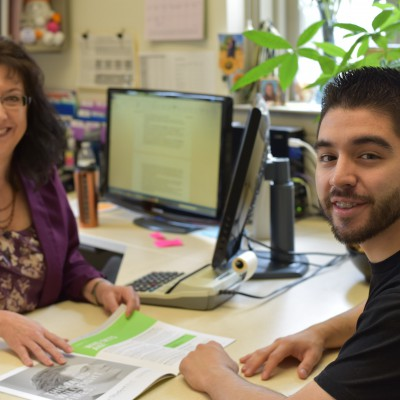 Financial Aid counselors guide EOU students