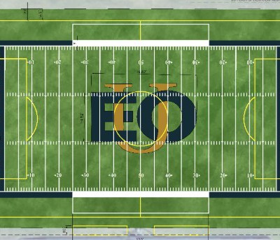 New turf rendering