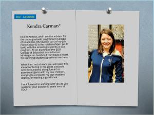 Kendra Carman Bio