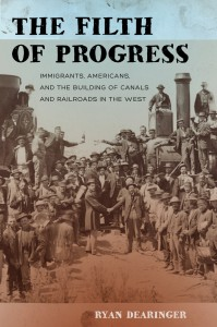 The Filth of Progress, book cover
