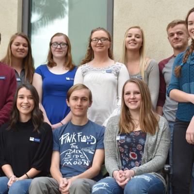 ASTEO Scholars 2017-18