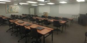 Pierce Library 209 Lab