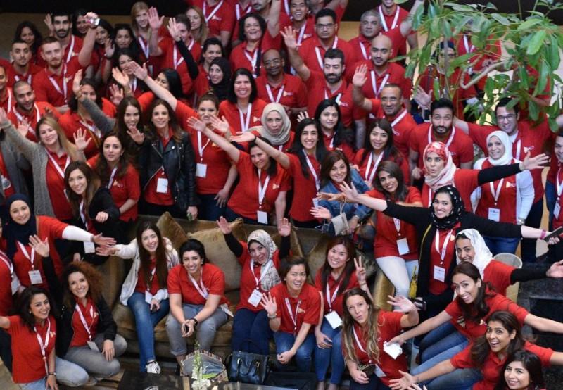 TRACCS Annual Training Group Photo - Cairo Egypt