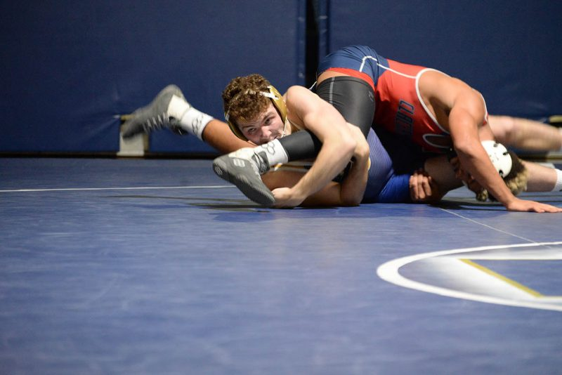 Wrestling: More Than A Sport