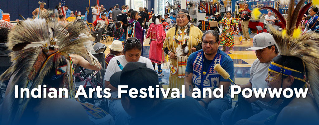 Indian Arts Festival and Powwow at EOU