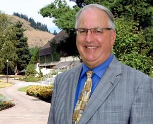 Dr. Jay Kenton, interim EOU president