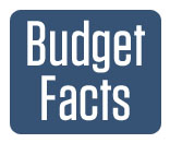 Budget Facts graphic
