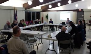 Public meeting: Concept Review / Elgin Jan 20th