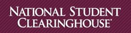 National Student Clearinghouse Icon